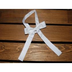 oldwest-tie white